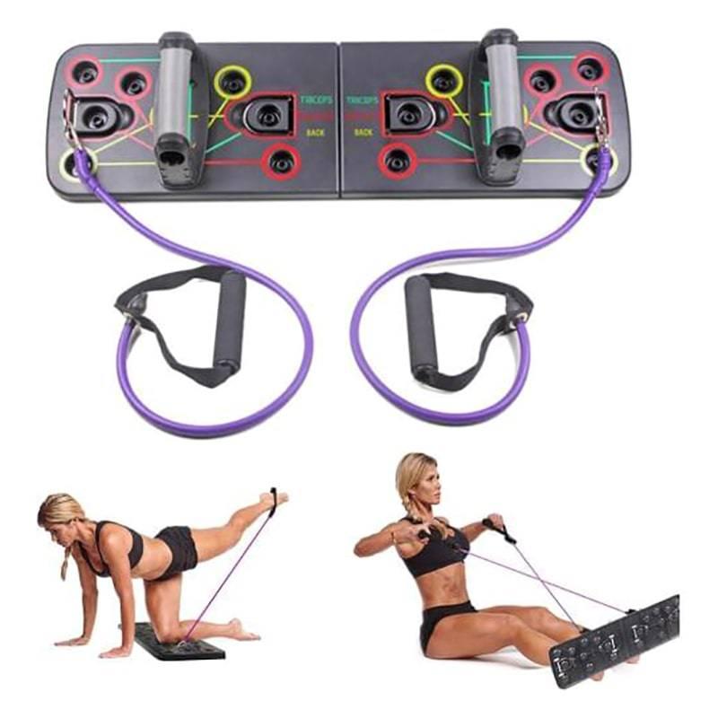 Платформа для отжиманий Complete pushup training system купить со скидкой в Москве